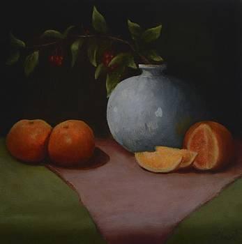 Oranges by Joan Glinert