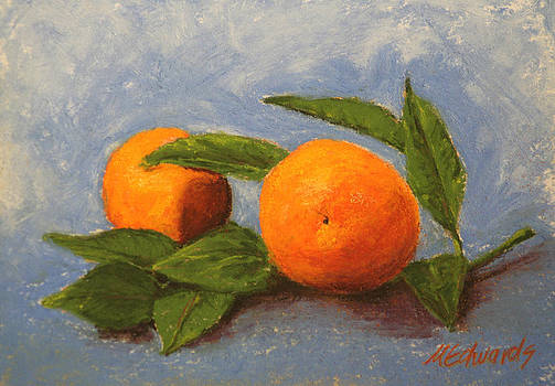 Oranges by Marna Edwards Flavell