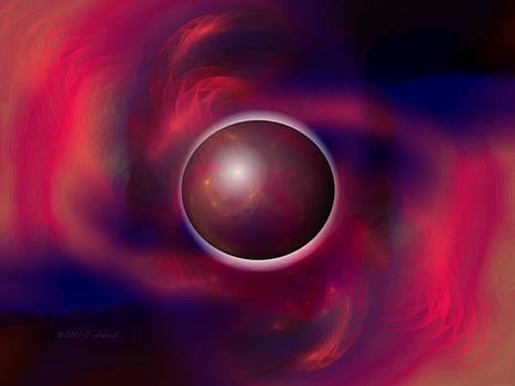 Orb of Celestial Harmony by Elizabeth S Zulauf