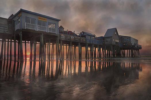 Orchard Beach Glorious Morning by Betsy Knapp