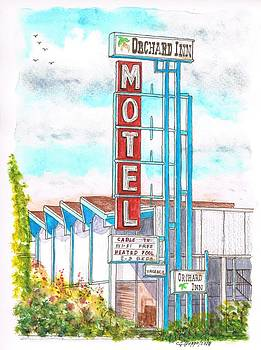 Orchard Inn Motel in Route 66 Andy Devine Ave - Kingman - Arizona by Carlos G Groppa