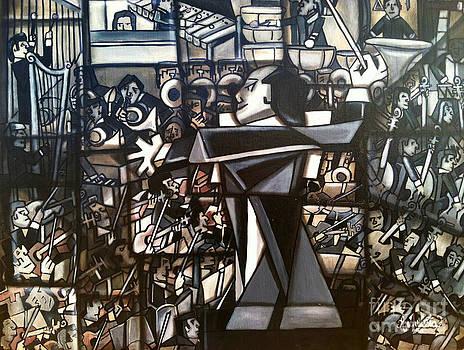 Orchestra by Ruben Archuleta - Art Gallery