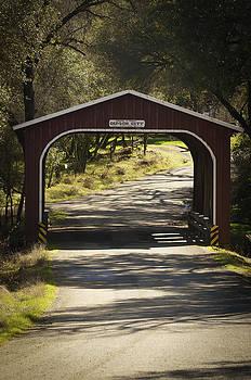 Oregon City Covered Bridge 2 by Sherri Meyer
