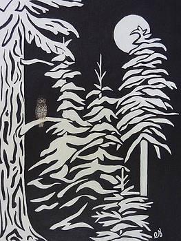Estephy Sabin Figueroa - Oregon Forest