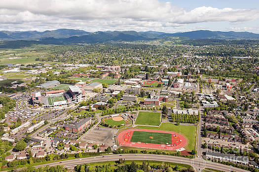 Oregon State University by John Ferrante