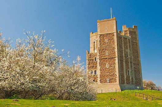 David Ross - Orford Castle