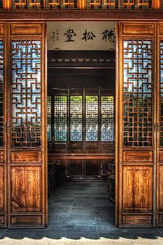 Mike Savad - Orient - Door - The temple doors