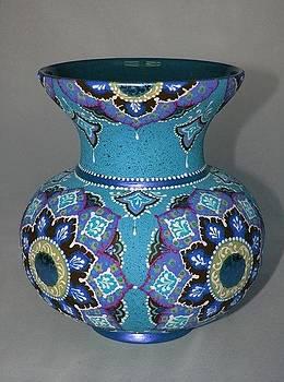 Oriental Ornament by Alexsandr Lovchikov