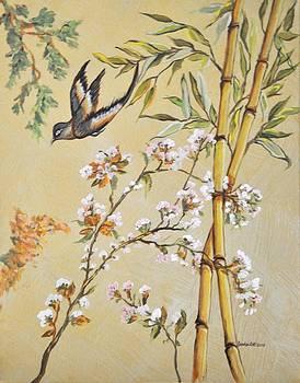 Oriental Series by Sandra Lett