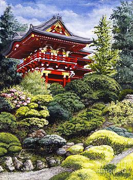 Oriental Treasure by Mary Palmer