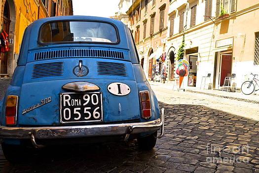 Original Fiat by Arthur Hofer
