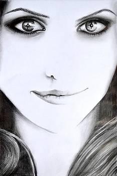 Original Pencil Sketch by Shifana Sadeek