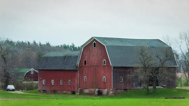 Orleans County Barn  7K00977 by Guy Whiteley