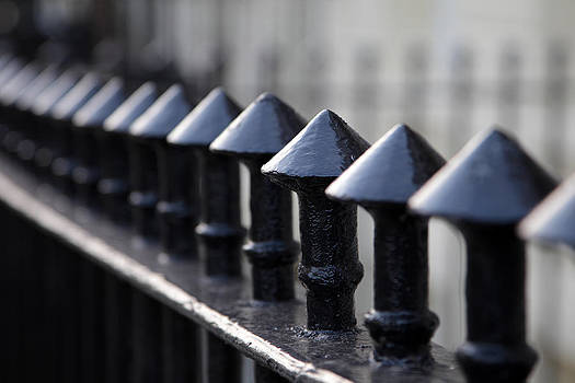 Ornamental Railings by Chris  Clark