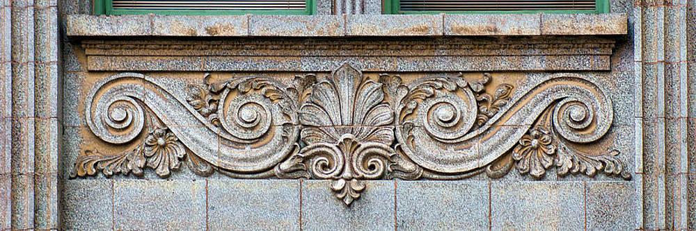 Nikolyn McDonald - Ornamental Scrollwork Panel - Architectural Detail