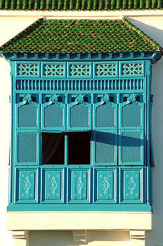 Donna Corless - Ornate Shutters