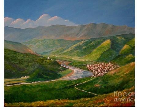 Orosi Valley by Jean Pierre Bergoeing