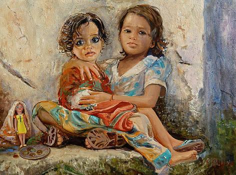 Orphans by Sefedin Stafa