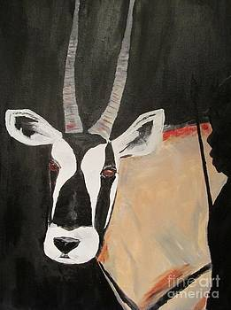 Oryx by Susan Voidets