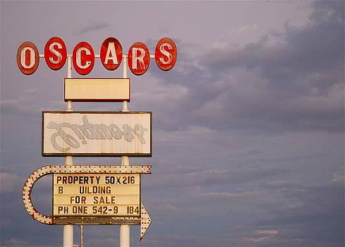 Oscar's Restaurant by Louise Morgan