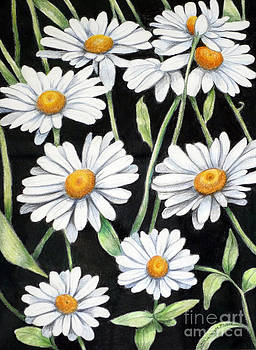 Oscoda Daisies by JoAnn Morgan Smith