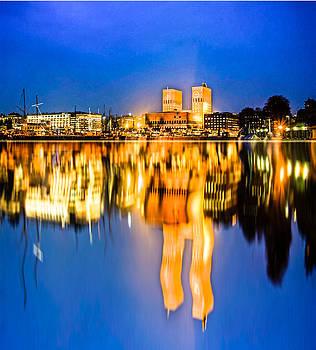 Algirdas Lukas - Oslo Reflections