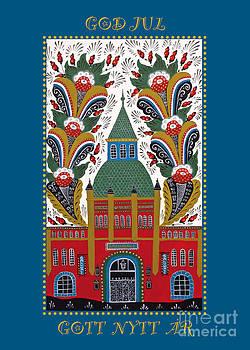 Ostermalmshallen by Leif Sodergren