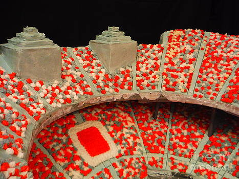 Paddy Shaffer - Ohio State U Football Stadium Cake