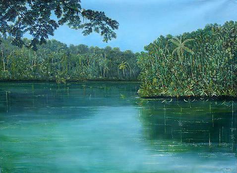 Otra orilla by Ricardo Sanchez Beitia