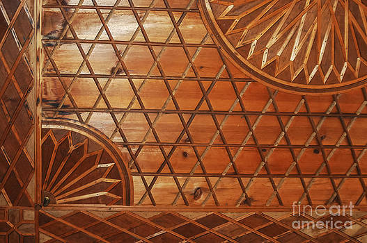 Bob Phillips - Ottoman House Wood Ceiling