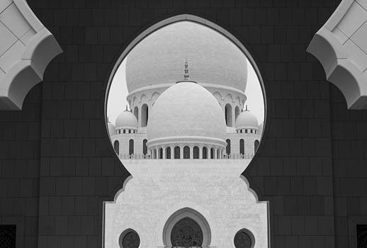 Ottoman Shapes and Shadows by Steve Burns