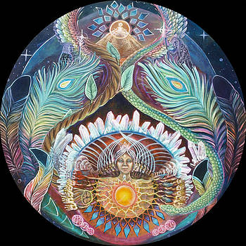 Our Ancient Mother by Morgan Mandala and Ashely Foreman