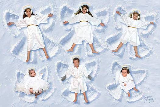 Doug Kreuger - Our Christmas Snow Angels