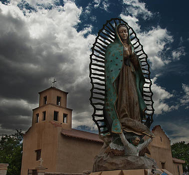 Our Lady of Guadalupe by Julie VanDore