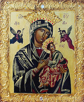 Our Lady of Perpetual Help by Fr Barney Deane