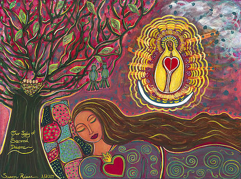 Our Lady of Sacred Dreams by Susan Risse