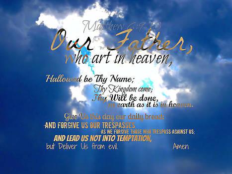 Sharon Tate Soberon - Our Lords Prayer