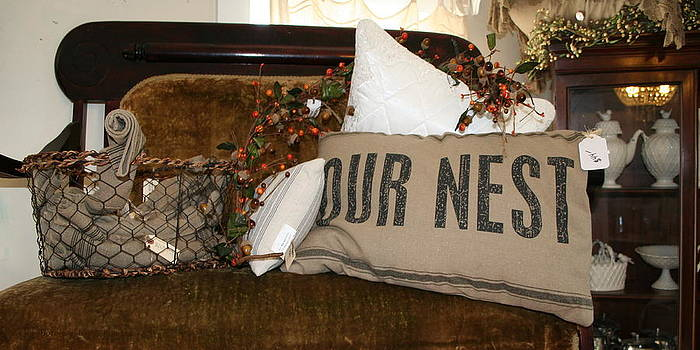 Our Nest by Rebecca Smith