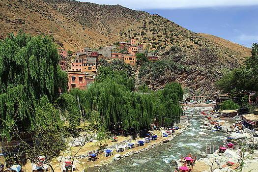 Sophie Vigneault - Ourika River Morocco