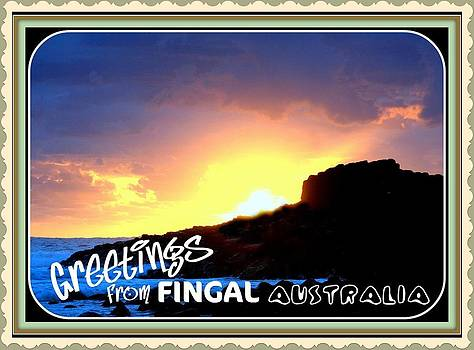 Out of Fingal  by Kevin Perandis