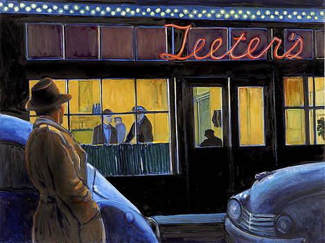 Out of the Past- Teeter's by Dorothy Braudy