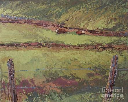Out to Pasture by Beverly Belanger