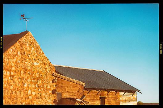 Outback Farmhouse by Ross Carroll
