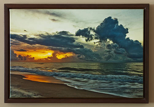Outer Banks Sunrise by Rick Hartigan