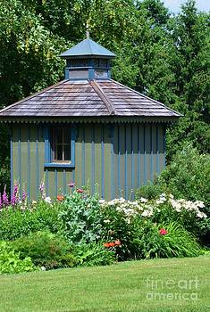 Outhouse by Kathleen Struckle