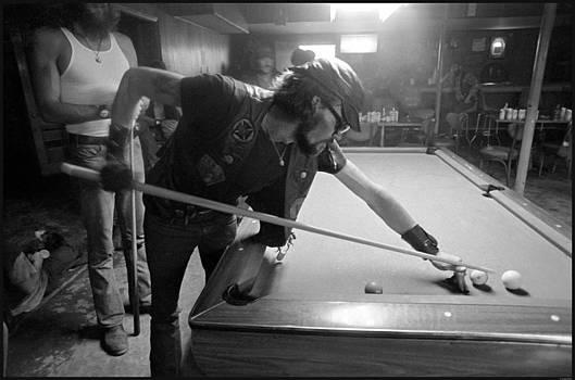 Doug Barber - Outlaw Pool