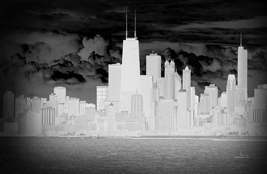 Milena Ilieva - Outline of Chicago