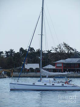 Outremer 55' Light by Jeanne Ward