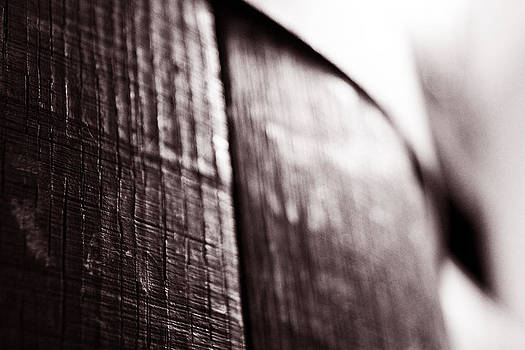 Over a barrel by Douglas Hamilton