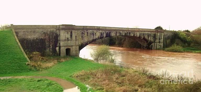 Over bridge by John Williams